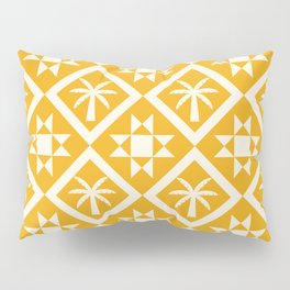 Bohemian Geometric Pattern 03B Pillow Sham