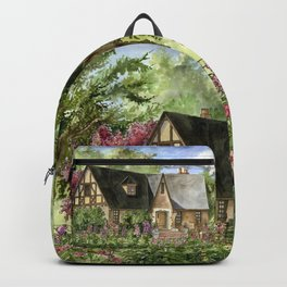 Tudor House Backpack