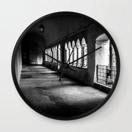 Fossanova Wall Clock