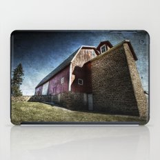 red barn. iPad Case