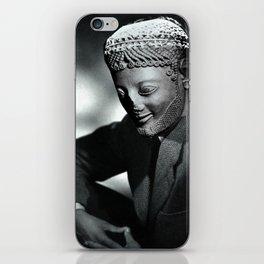 Statuesque iPhone Skin