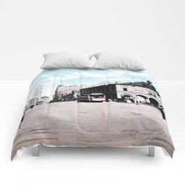 ca 1900 Herald Square New York City Comforters