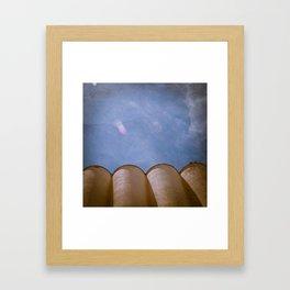 Mill Avenue Framed Art Print