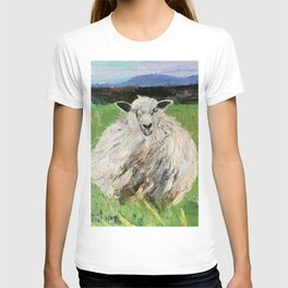 Big fat wooly sheep T-shirt
