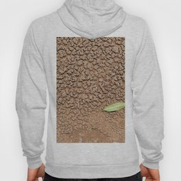 Dry sand texture Hoody