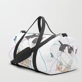 AtomCats Duffle Bag