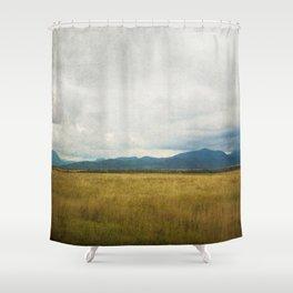 Transylvania VII Shower Curtain