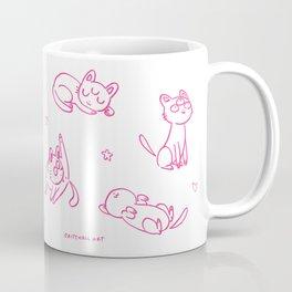 3i Cat Coffee Mug