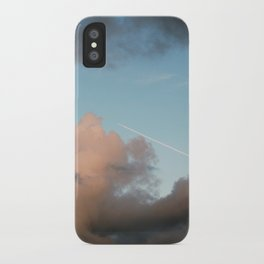 rocket ship... iPhone Case