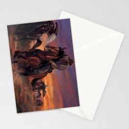 Outlaws Stationery Cards