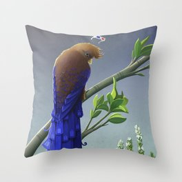 Lord of Thyme Throw Pillow