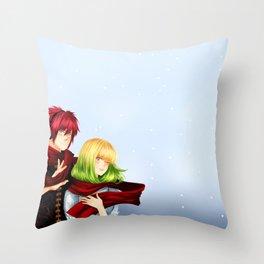 shimayu Throw Pillow