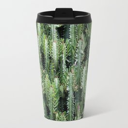 Candelabra Cactus Tree Travel Mug