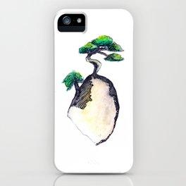 floating island iPhone Case