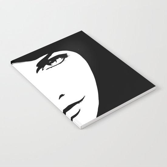 Woman 2 Notebook
