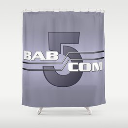Babcom Shower Curtain