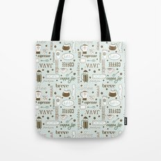 Java me crazy Tote Bag
