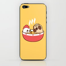 Chicken Noodle Puglie Soup iPhone & iPod Skin