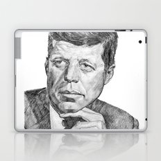 JFK Laptop & iPad Skin