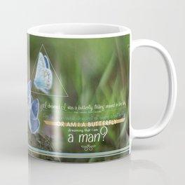 Tao butterfly Coffee Mug