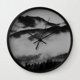 Comfort Clouds (Japan) Wall Clock