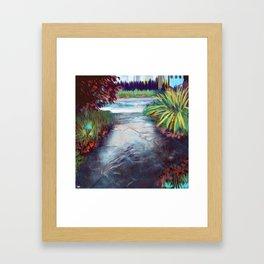 After the rain Framed Art Print