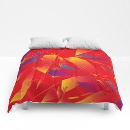 Deconstructing Kandinsky Comforters