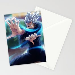 One Punch Man Garou Stationery Cards
