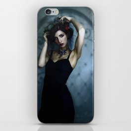 Just Whispers on Screens iPhone Skin
