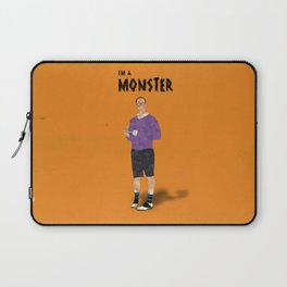 Arrested Development - Buster Bluth I'm A Monster Laptop Sleeve