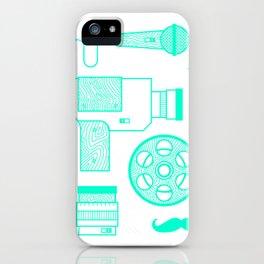 Movie iPhone Case