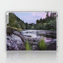 McKenzie River Just After Sunset Laptop & iPad Skin