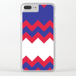 Charlies jumper. Clear iPhone Case