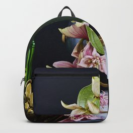 Bar Flower Backpack