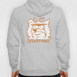 Mad Dogs: DISAPPOINT COLLIE Hoody