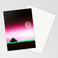 Two way traffic Stationery Cards