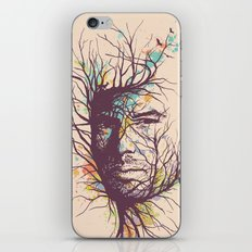 Natural Existence iPhone & iPod Skin
