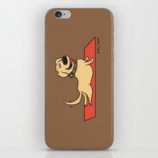 Up Dog iPhone & iPod Skin