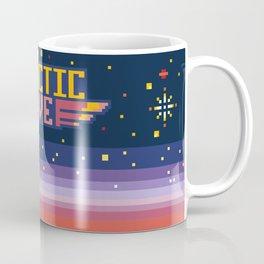 Galactic Love: No Space! Coffee Mug