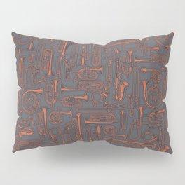 Horns COPPER Pillow Sham