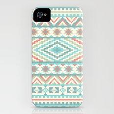 Friendship Bracelet Slim Case iPhone (4, 4s)