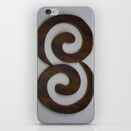 twin harmony iPhone Skin