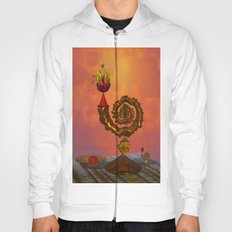 The Wizard's Table Hoody