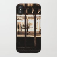 jewish iPhone & iPod Cases featuring Rush Hour by Brown Eyed Lady