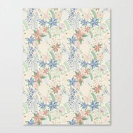 Caladenia Canvas Print