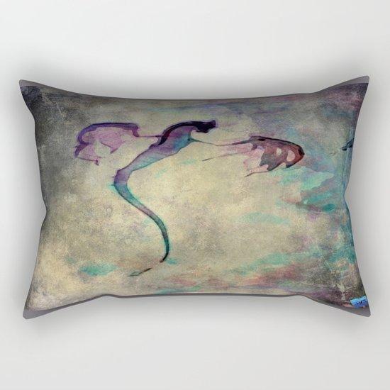 The Magic Dragon  Rectangular Pillow