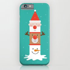 Day 11/25 Advent - Holiday Totem iPhone 6s Slim Case