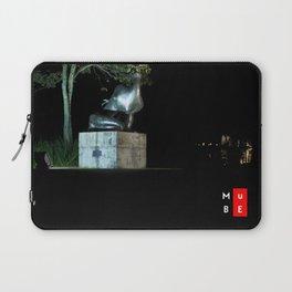 MUBE - Brazilian Sculpture Museum Laptop Sleeve