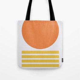Geometric Form No.5 Tote Bag