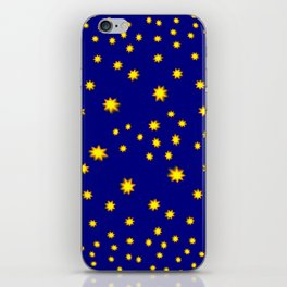 .. here comes the stars! ... iPhone Skin